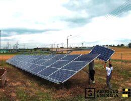 Kompleksowa budowa farm fotowoltaicznych